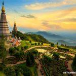 Du lịch Thái Lan 5N4Đ | Khám phá Chiang Mai | Chiang Rai | Bangkok