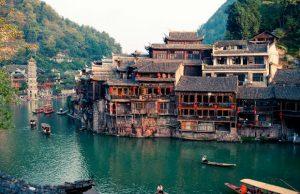 Tour du lịch Phượng Hoàng Cổ Trấn 5 ngày 4 đêm | Bay thẳng từ TP HCM | Ân Thi – Phù Dung – Cổ Trấn – Trương Gia Giới – Hoàng Long Động