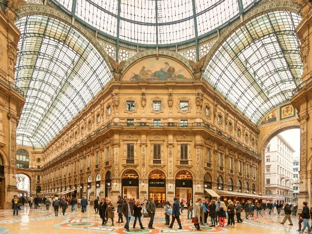 Trung tâm mua sắm Emmanuel II