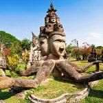 Book vé máy bay Hà Nội đi Lào giá rẻ nhất