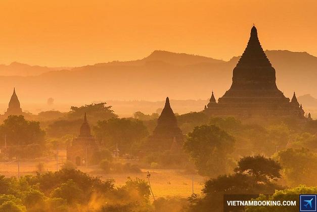 VISA DI MYANMAR