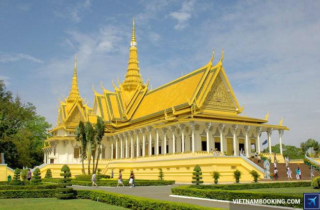 ve may bya di phnom penh