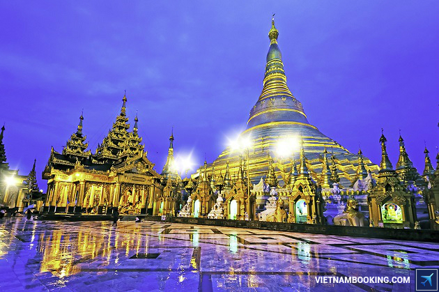 gia ve may bay di yangon