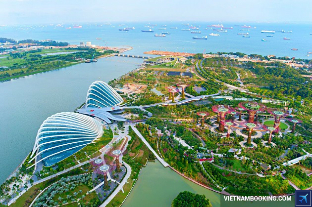ve may bay gia re tu tphcm di singapore
