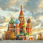 Tìm ngay tấm vé máy bay khuyến mãi đi Nga