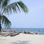 Ghé thăm 5 bãi biển ngay gần Hà Nội đẹp và yên tĩnh