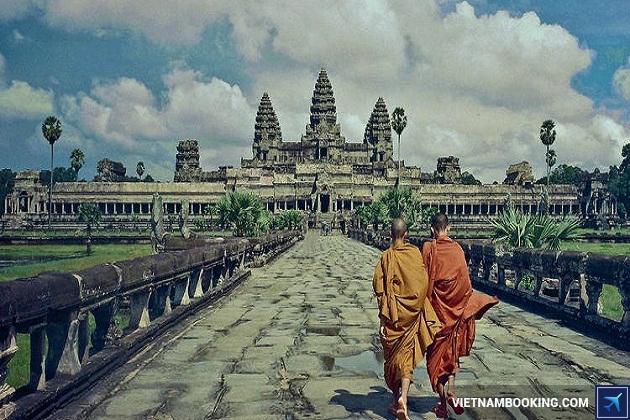 Du lịch Siem Reap