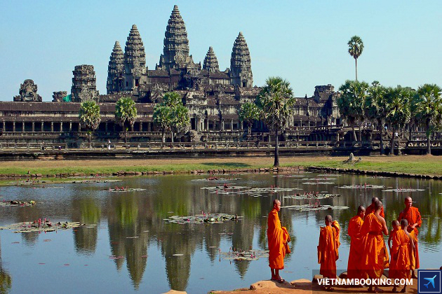 Trải Nghiệm du lịch Campuchia
