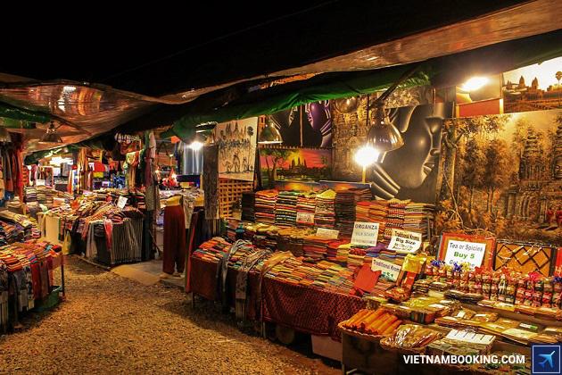 Chợ đêm Campuchia