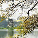Hà Nộinằm trong top những địa điểm nổi tiếng nhất của du lịch miền Bắc