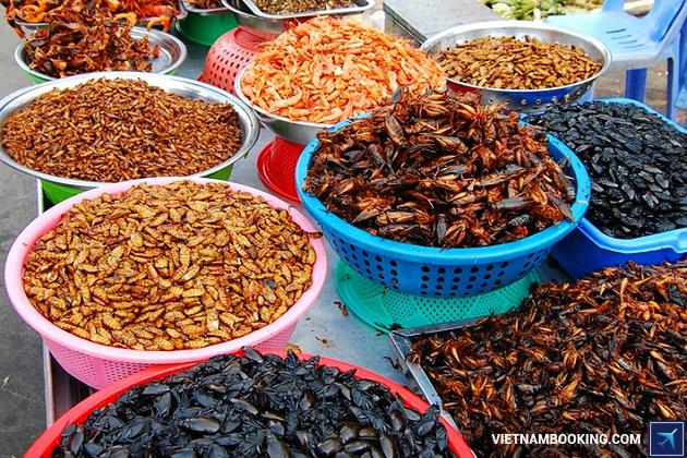 am thuc Phnom Penh
