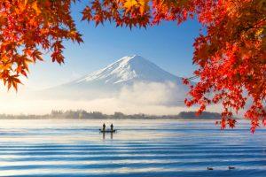 Tour du lịch Nhật Bản từ Hà Nội: Lãng mạn mùa lá đỏ Tokyo – Fuji – Nagoya – Kyoto – Osaka