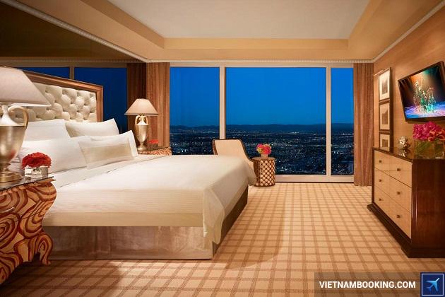Khách sạn lớn nhất tại Las Vegas
