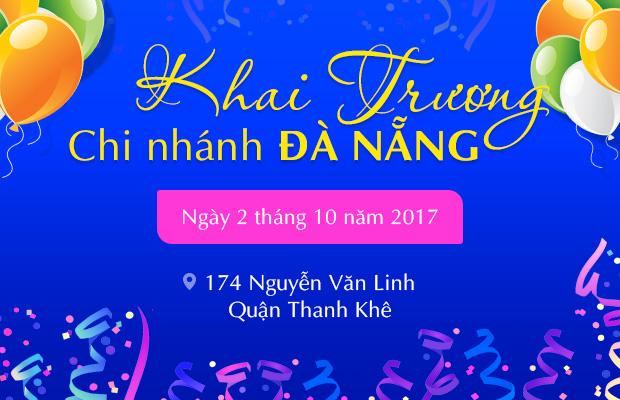 Vietnam Booking khai trương văn phòng mới tại Đà Nẵng