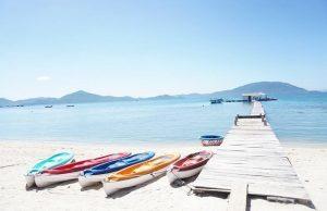 Tour du lịch Điệp Sơn Phú Yên 3 ngày 3 đêm | Chinh phục con đường dưới biển – Ngắm hoa vàng trên cỏ xanh