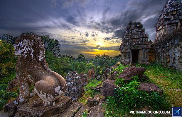 Tour du lich Campuchia