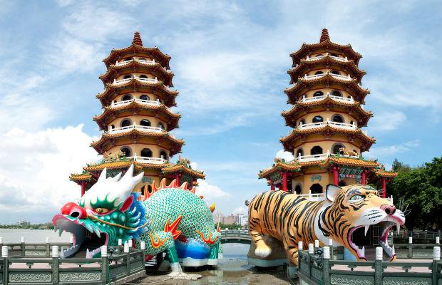 Tour du lịch Đài Loan Lễ 2-9: Tham quan Đào Viên – Đài Bắc – Đài Trung 4N4Đ