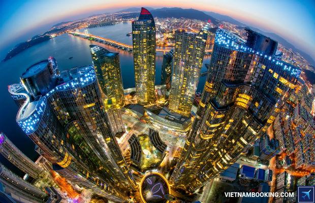 Tour du lịch Hàn Quốc 5 sao : Seoul – Nami – Everland 5N4Đ