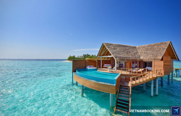 tour du lich Maldives