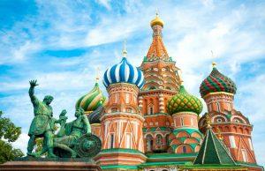 Tour du lịch Nga : Hà Nội – Matxcova – ST.Petersburg (7N6Đ)