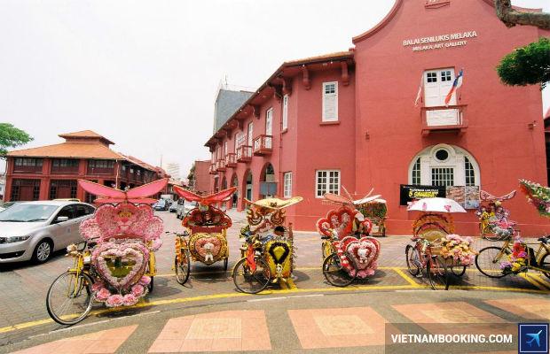 Tour du lich Singapore Malaysia