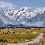 Loạt vémáy bay đi New Zealand giá rẻ trong mùa thu