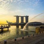 Vé máy bay giá rẻ đi Singapore tháng 8