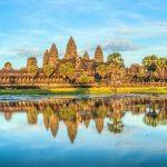 Vé máy bay giá rẻ đi Campuchia tháng 8