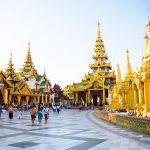 Vé máy bay đi Myanmar giá rẻ tháng 8