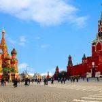 Vé máy bay giá rẻ đi Nga tháng 9