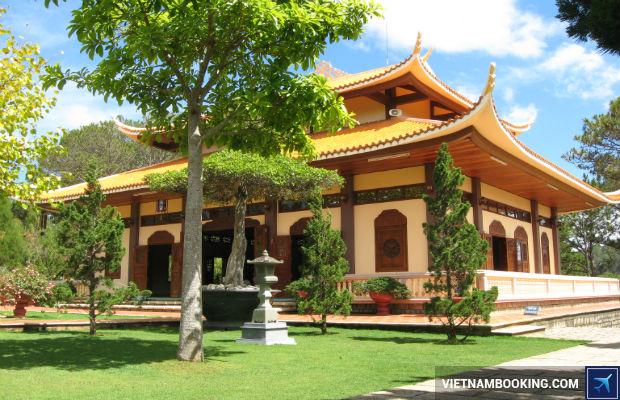 Tour du lịch Đà Lạt Lễ 2/9: Tham quan thành phố ngàn hoa 3N3Đ