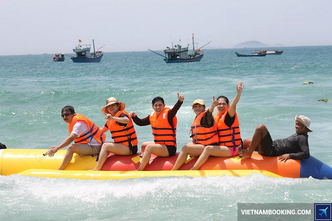 Tour du lịch Đà Nẵng trong ngày: Khám phá Bãi Cát Vàng