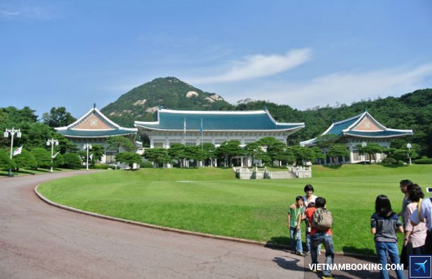 Tour du lịch Han Quoc gia re