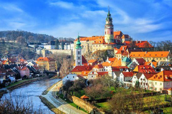 vé máy bay giá rẻ đi Cộng Hòa Séc