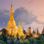 Vé máy bay TP HCM đi Myanmar AirAsia tháng 11