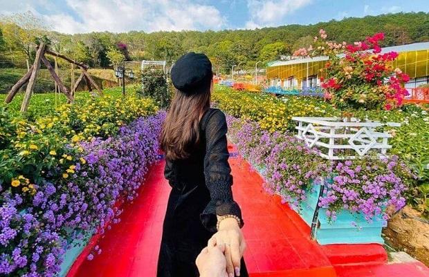 Tour Đà Lạt 3N3Đ VIP – Trải Nghiệm Cao Cấp tại Thành Phố Ngàn Hoa
