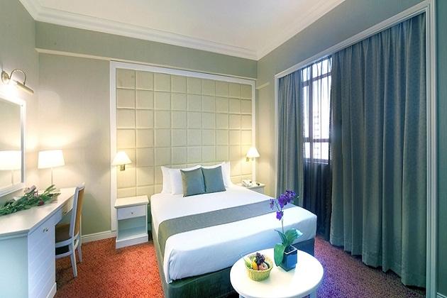 Khách sạn 4 sao ở Singapore