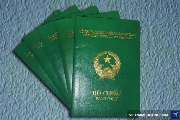 Các loại giấy tờ cần thiết để làm hộ chiếu Việt Nam