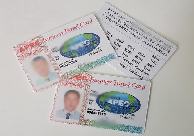 Dịch vụ làm thẻ APEC cho doanh nhân