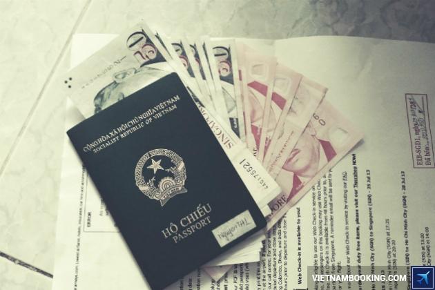 dịch vụ tư vấn làm hộ chiếu
