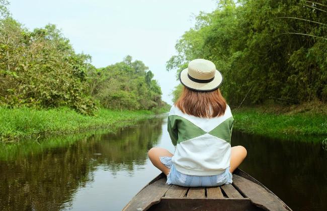 khu du lịch sinh thái ở bình định
