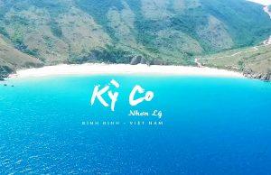 Kỳ Co thiên đường biển đảo của du lịch Bình Định