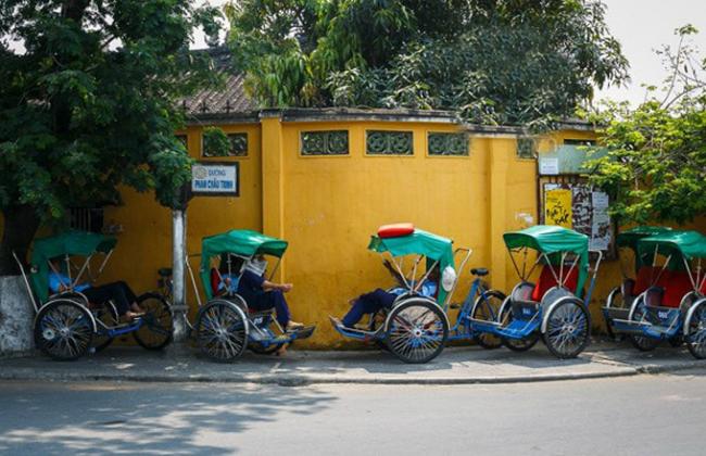 du lịch hội an bằng xe máy