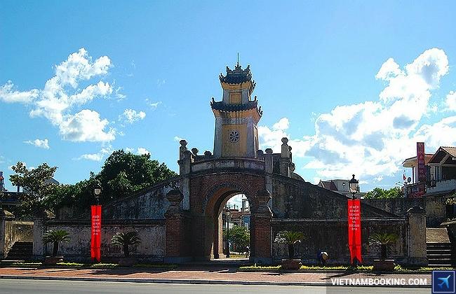 khu du lịch ở Quảng Bình