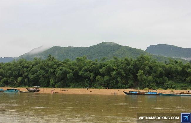khu du lịch làng đại bình Quảng Nam