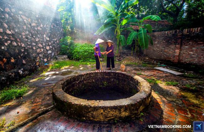 du lịch làng cổ Đại Bình