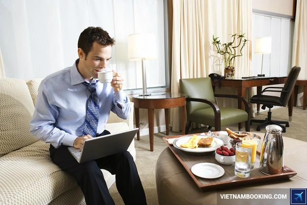 Sử dụng Wifi trong khách sạn có tính phí không