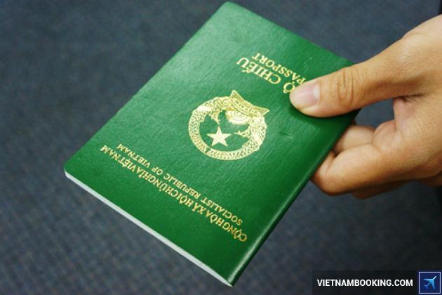 Hướng dẫn làm hộ chiếu cho trẻ em