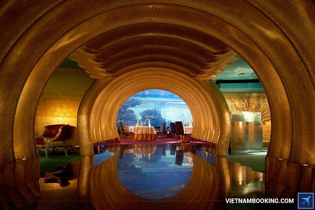Khách sạn Burj Al Arab Dubai 7 sao