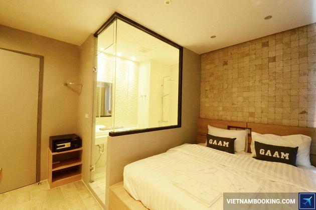 Khách sạn gần trung tâm BangKok